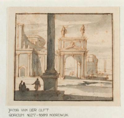 Jacob van der Ulft (1627-1689)