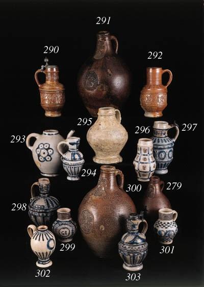 a raeren stoneware jug