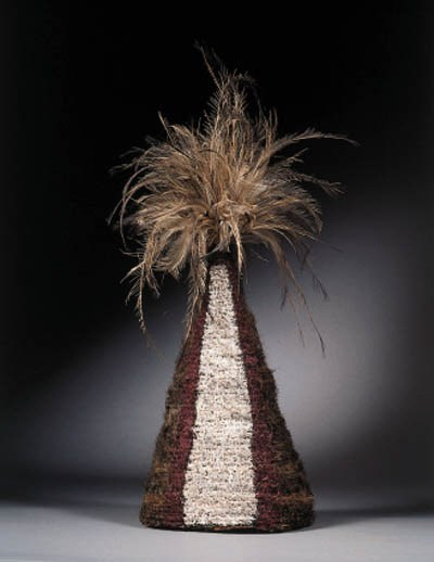 a mornington island headdress