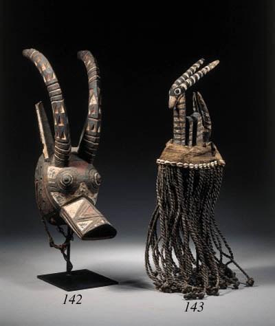 a mossi antelope headdress