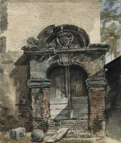 Carel Jacobus Behr (1812-1895)