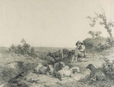 Circle of Barend Cornelis Koek