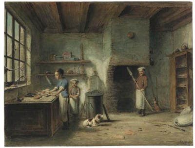 Frans Lebret (1820-1909)
