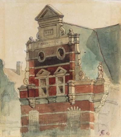 Cornelis Springer (1817-1891)