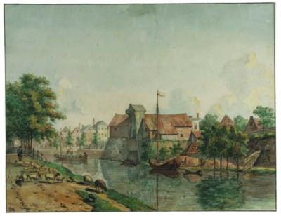 Attributed to Johannes van Str