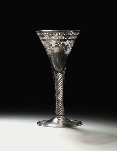 The 'Watkin' glass from Oxburg