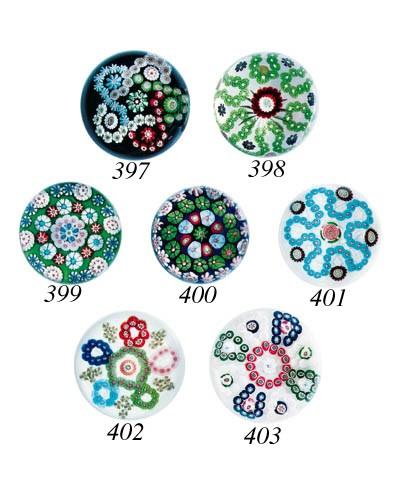 A Clichy patterned millefiori