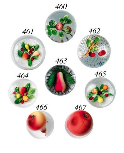 A St. Louis fruit weight