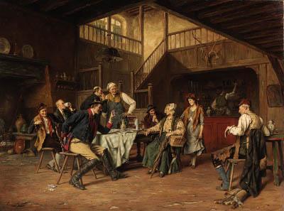 Grard Portielje (Belgian, 1856