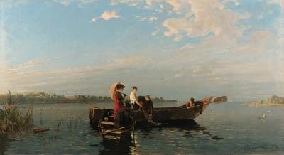 Joseph Wopfner (German, 1843-1