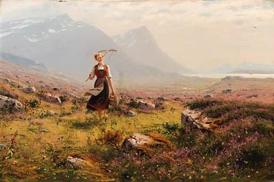 Hans Dahl (Norwegian, 1849-193