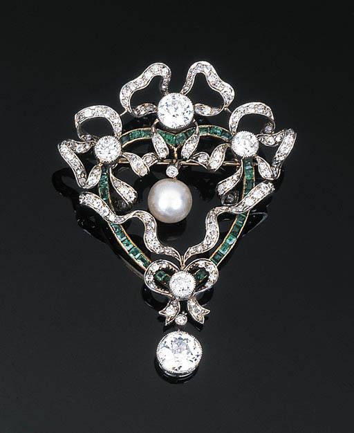 A Belle Epoque Diamond, Emeral