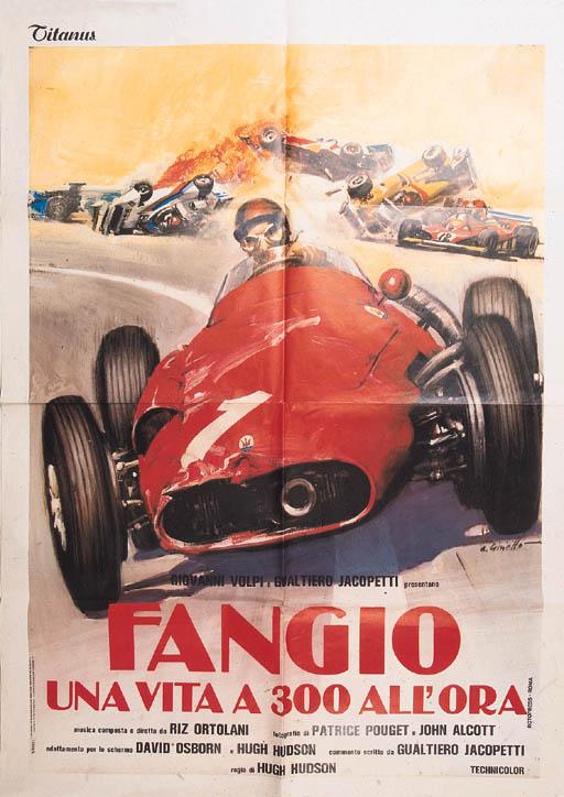 Juan-Manuel Fangio -