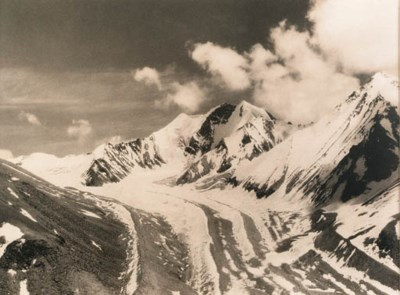 EVEREST EXPEDITION 1933 - FRAN