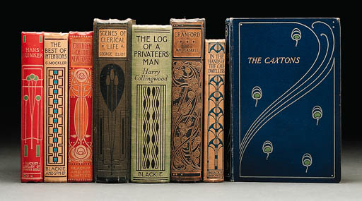 A Group of fifty-six bindings