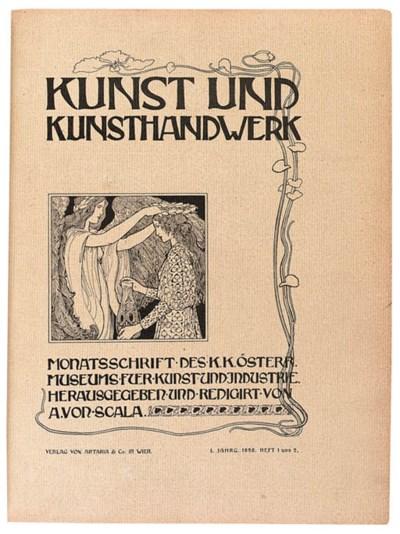 'Kunst und Kunsthandwerk', A P