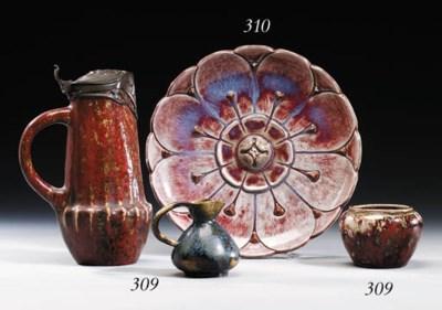 A Ceramic Plaque