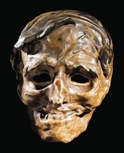 An Earthenware Mask