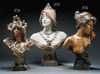 A Bronze Bust