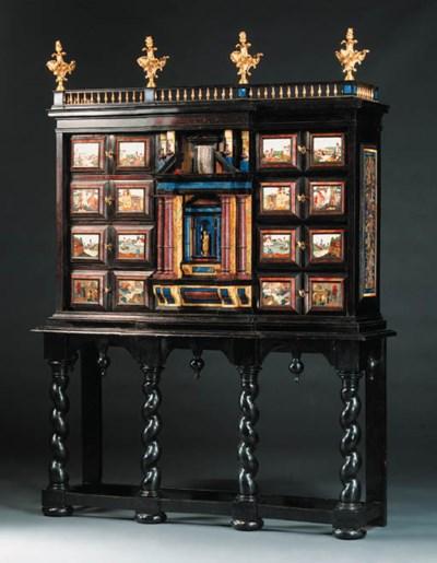 A Florentine ormolu-mounted, p