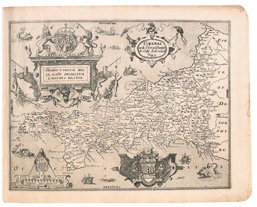 SAXTON, Christopher (c.1542-16