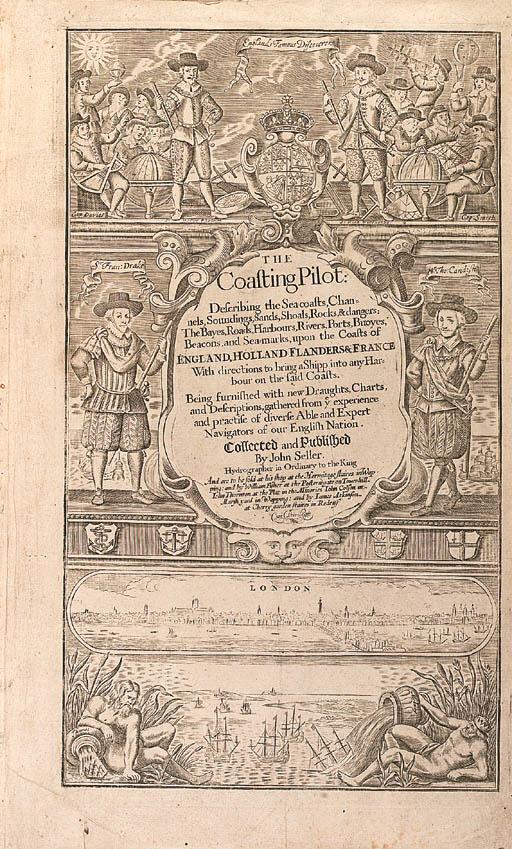 SELLER, John (fl.1664-d.1697).