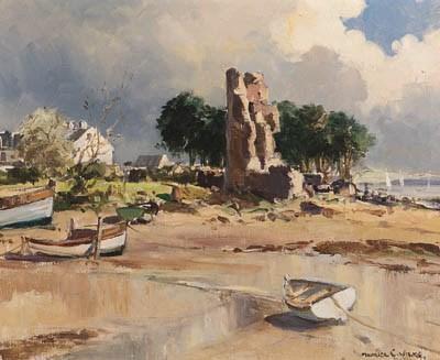 Maurice Cannning Wilks, A.R.H.