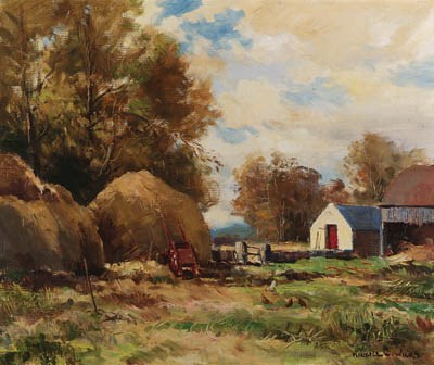 Maurice Canning Wilks, A.R.H.A