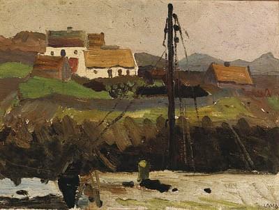 Charles Vincent Lamb, R.H.A.,