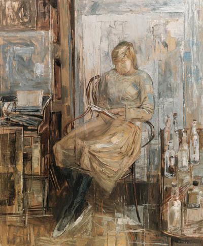 Basil Blackshaw (b.1932)