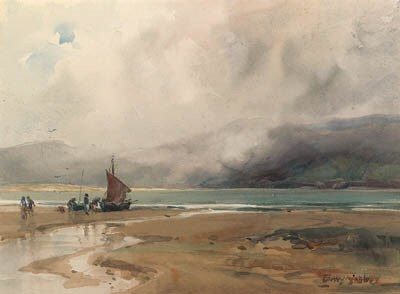 Frank McKelvey, R.H.A., R.U.A.
