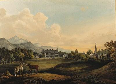 Sir Thomas Gage, Bt. (c.1780-1