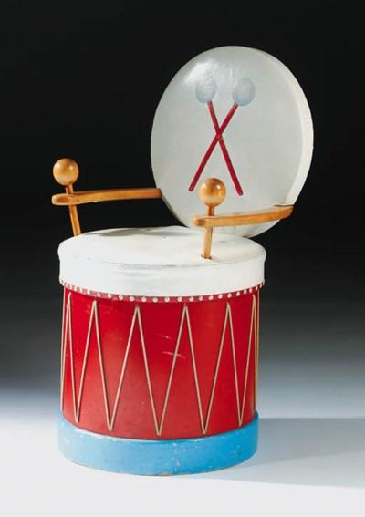 'Drum' chair