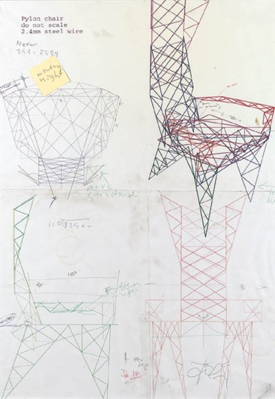A working design for 'Pylon Ch