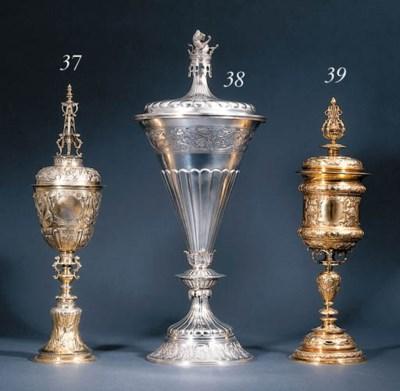 A silver copy of the Boleyn cu
