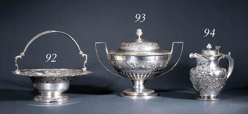 A William IV Scottish silver e