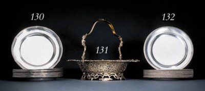 A set of twelve George III sil