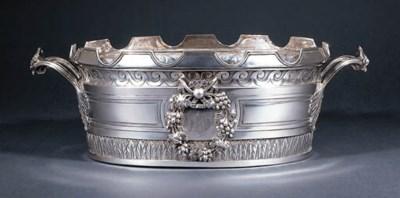 A German silver verrire