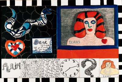 Niki de Saint-Phalle (b. 1930)