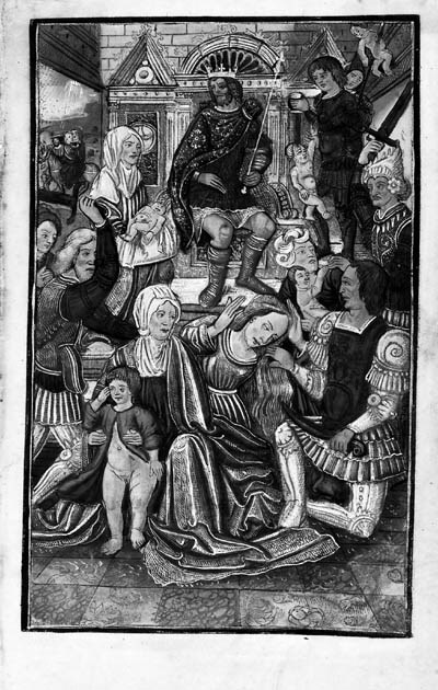 THE MASSACRE OF THE INNOCENTS,