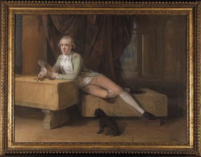 Hugh Douglas Hamilton, R.H.A.