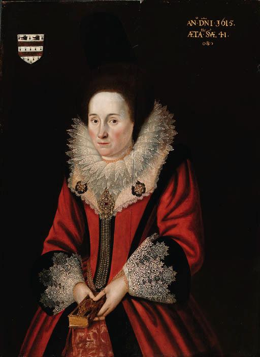 English School, 1615
