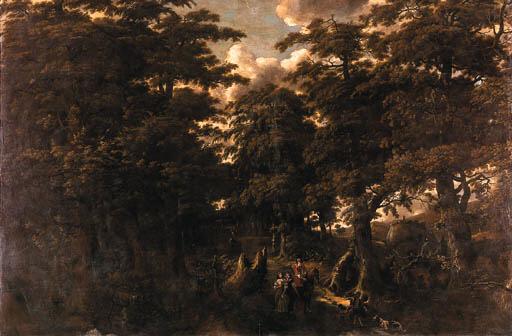 Jan Looten (1618-c.1681) and J