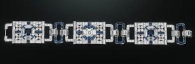 An Elegant Art Deco Diamond, S