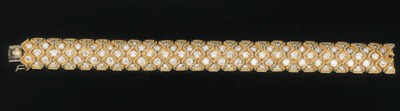 A Diamond Bracelet by Kutchins