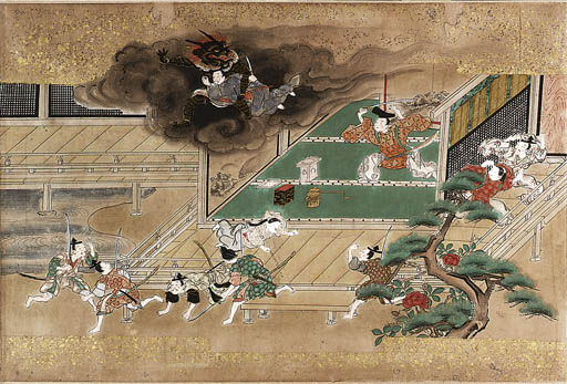 ANONYMOUS, EDO PERIOD (LATE 17