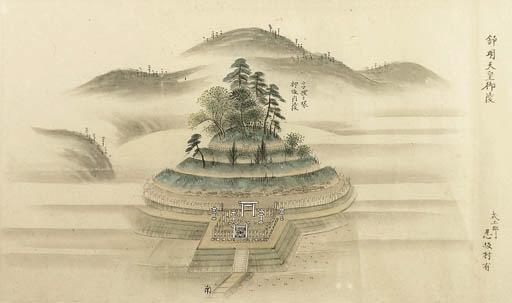 OKAMOTO TORI, EDO PERIOD (19TH