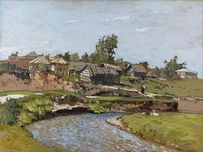 Mikhail Markelovich Guzhavin (1888-1931)