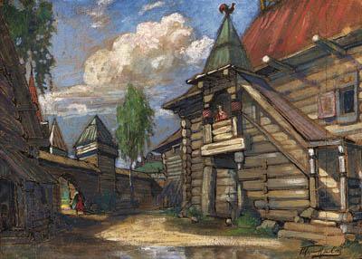 Ivan Silych Goriushkin-Skoropudov (1873-1954)