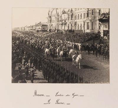 A souvenir album of the Corona
